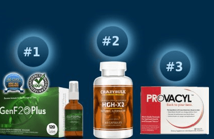 Natural HGH Releasers