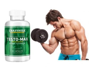 Testo Max bodybuilding review