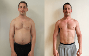 HGH For Weight Loss Before and After