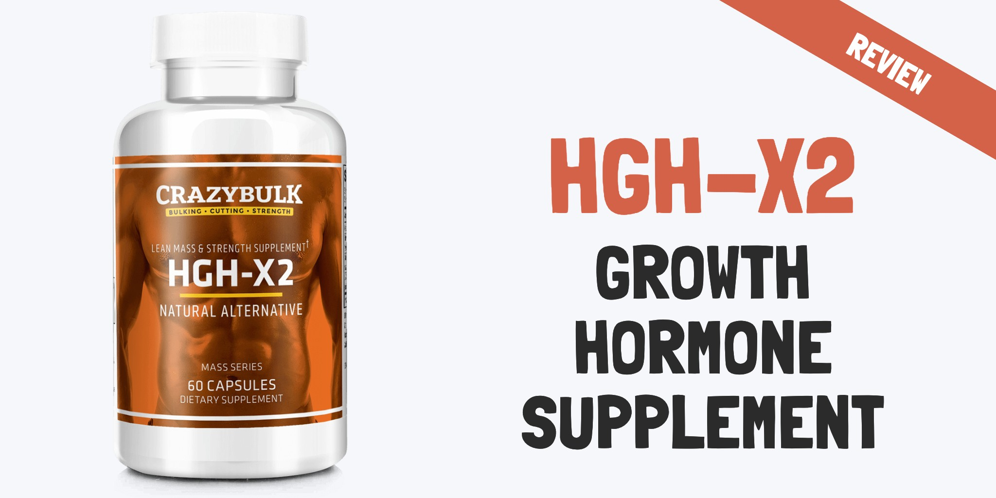 A Detailed Review Of HGH-X2 Supplement
