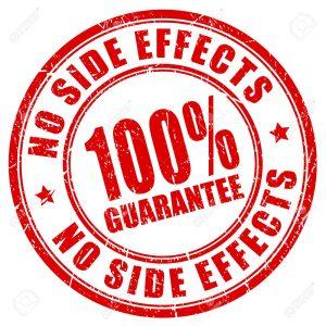 side effects of testogen
