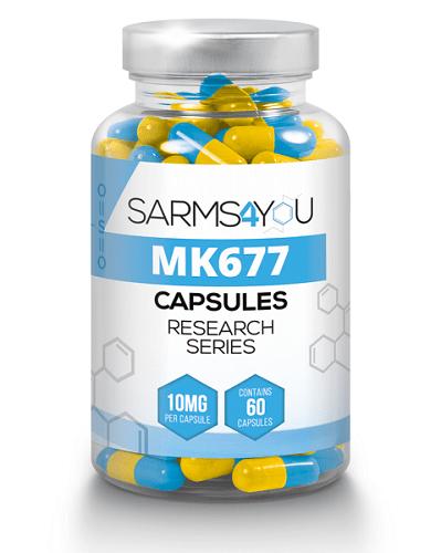 Mk-677 Ibutamoren sarm review