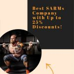 The Best SARMs Company in 2021 - Get Discounts on Peptides and SARMs
