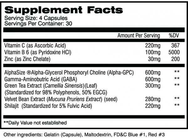 hgh pro ingredients