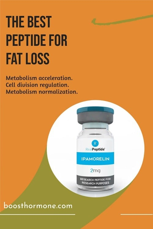 The Best Peptide for Fat Loss