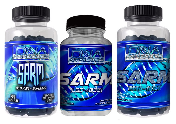 are SARMs steroids?