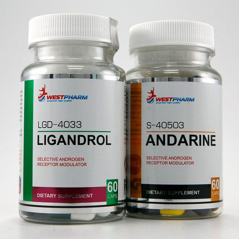 Andarine vs Ligandrol