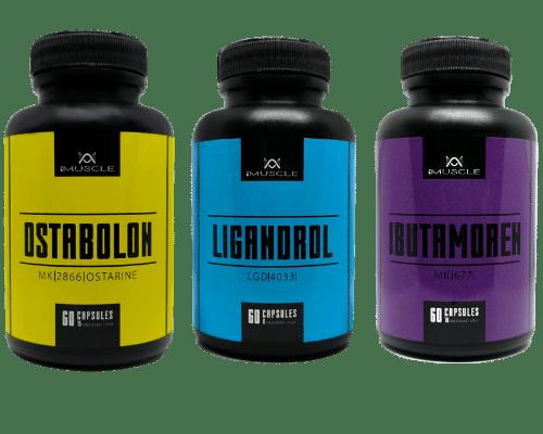 Ligandrol and ostarine stack